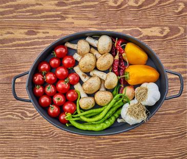 Vegetables - Prowexx